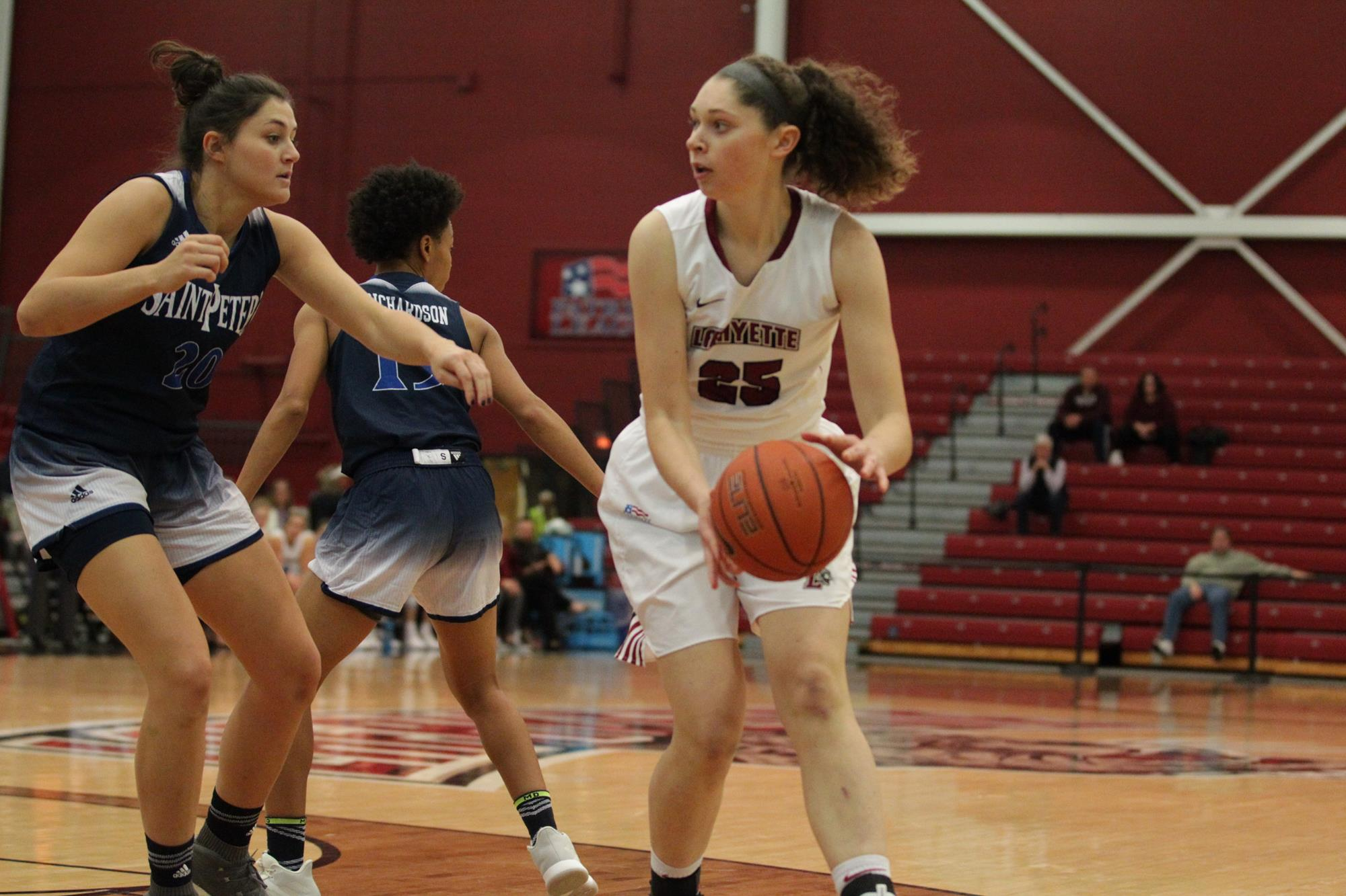 Cold Shooting Slows Leopards in Florida - Lafayette College