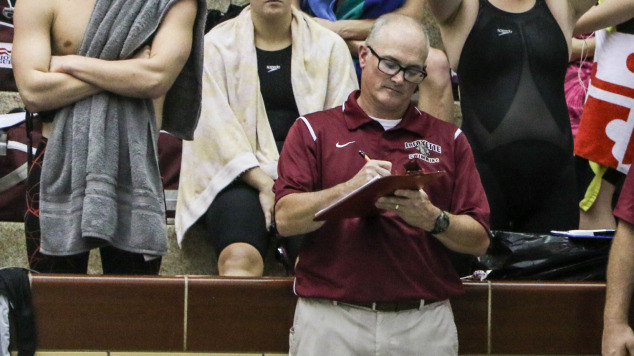 Swimming and Diving Completes Class of 2022 - Lafayette College